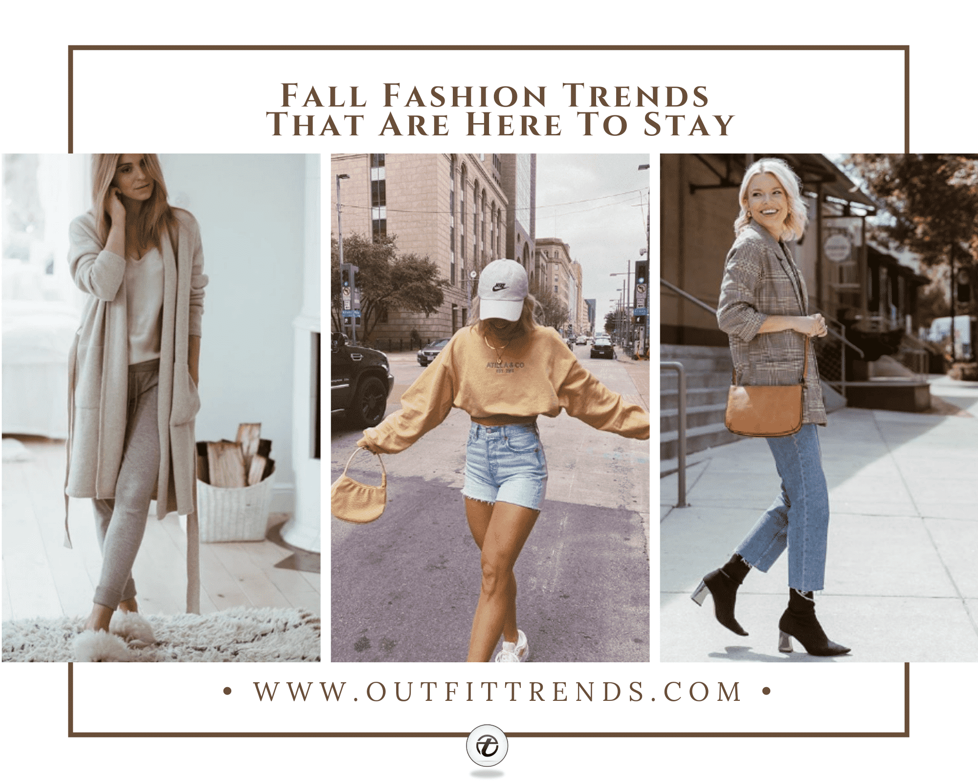 Cute Fall Outfits – 25 Latest Fall Fashion Ideas for Girls