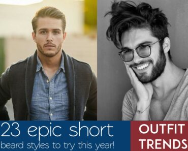 some awesome short beard looks for men (1)