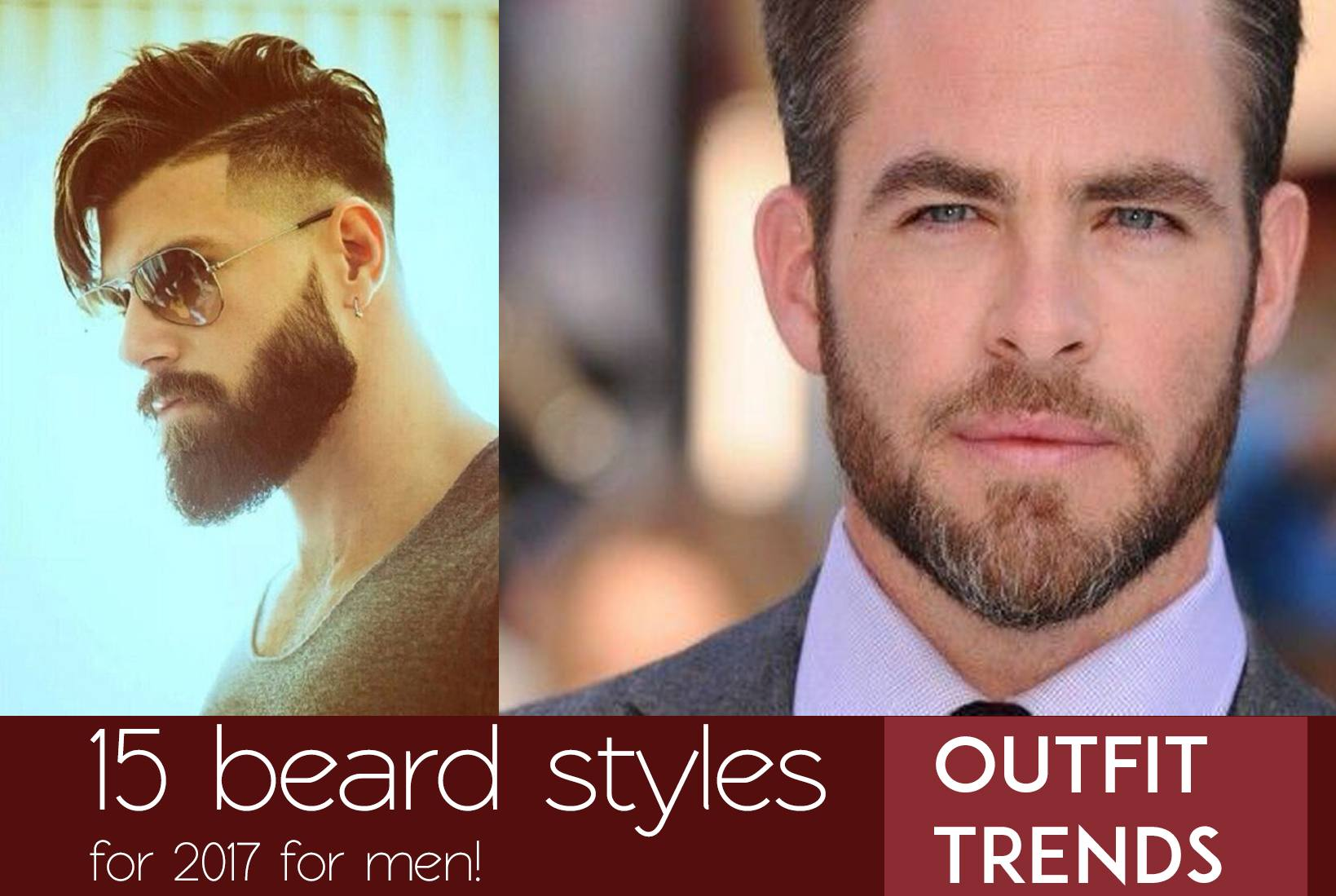 Beard Styles 2019- 15 Epic Facial Hairs for Men this Year