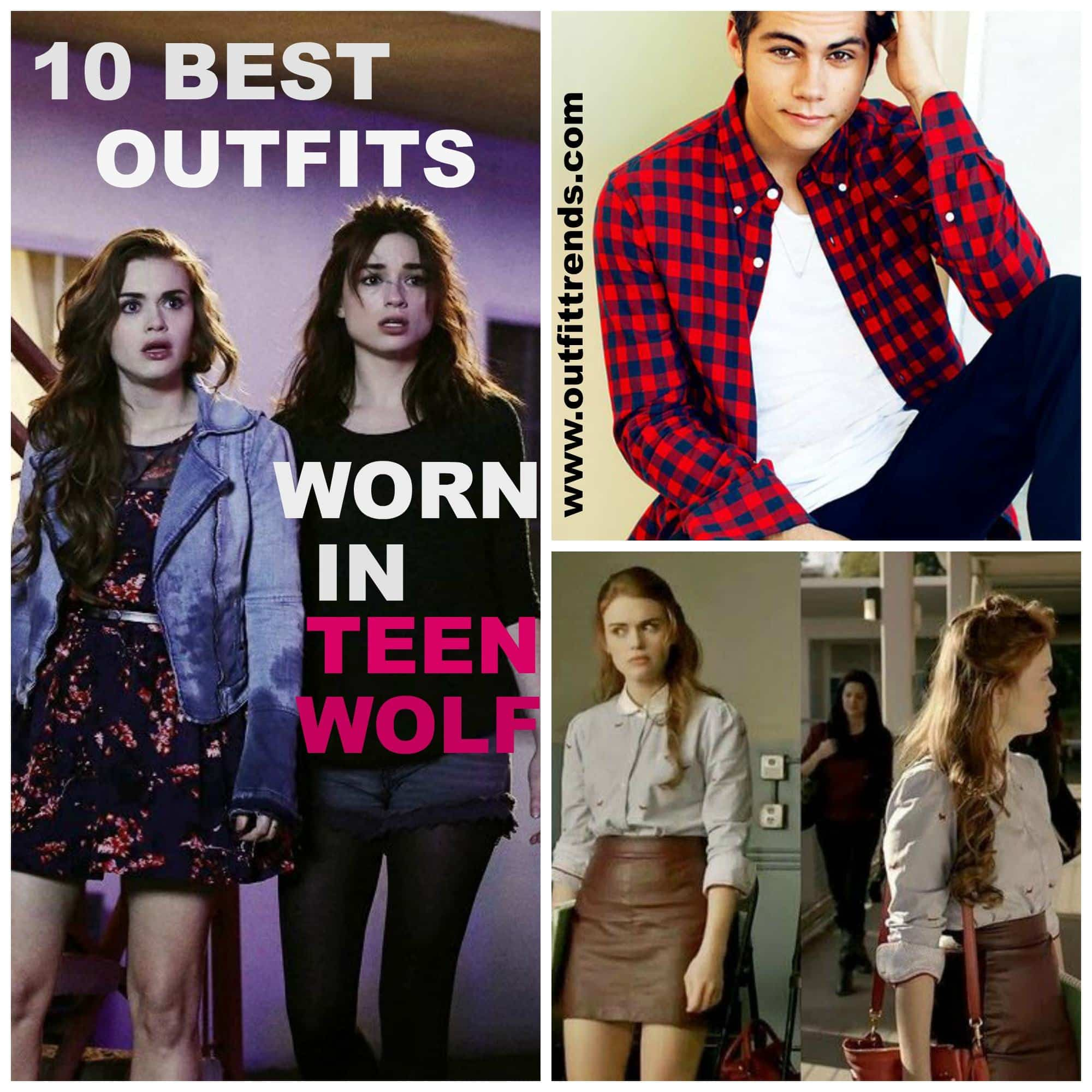 Teen Wolf Outfits-10 Best Outfits Worn in Teen Wolf Seasons