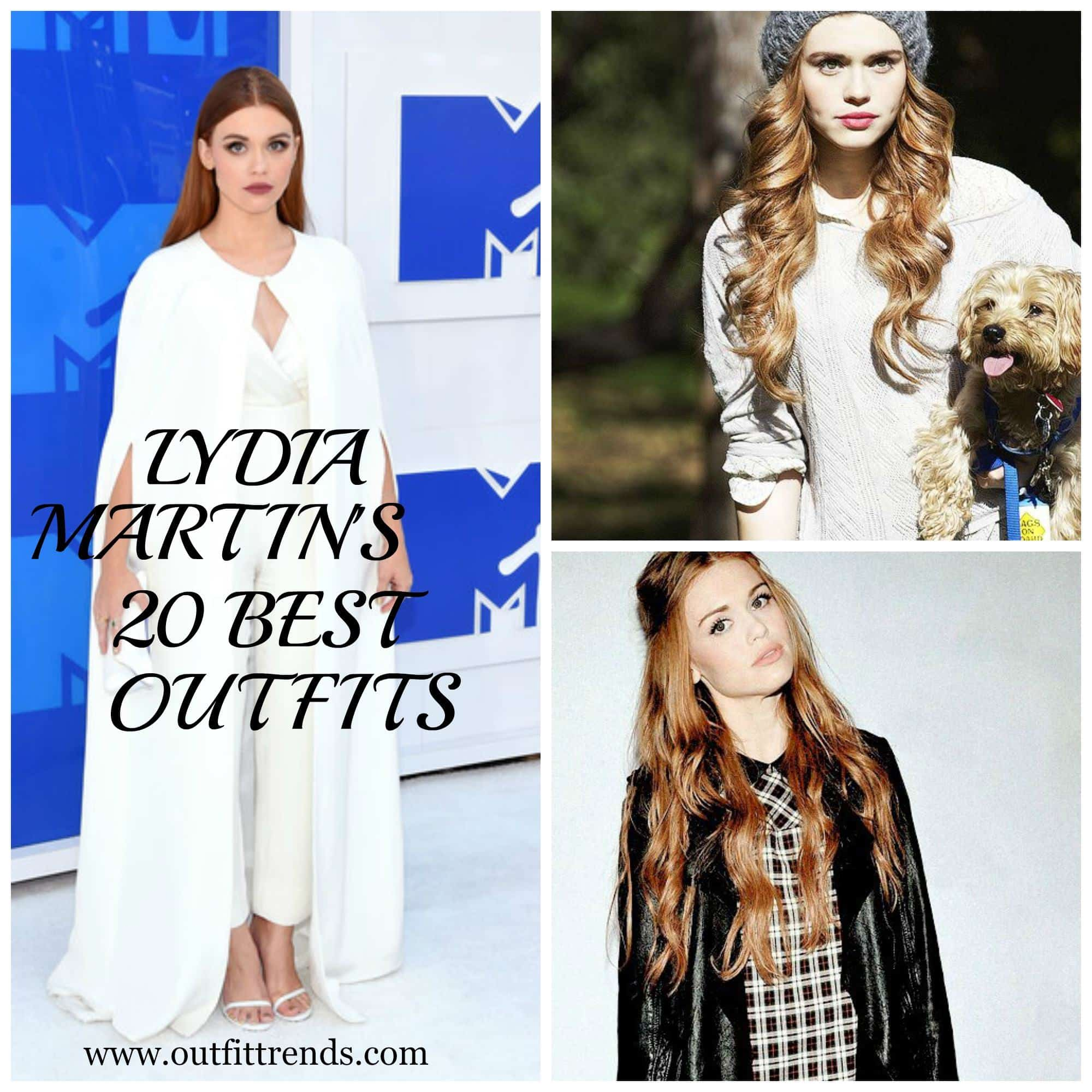 Lydia Martin Inspired Outfits-20 Top Lydia Dresses to Copy This Year