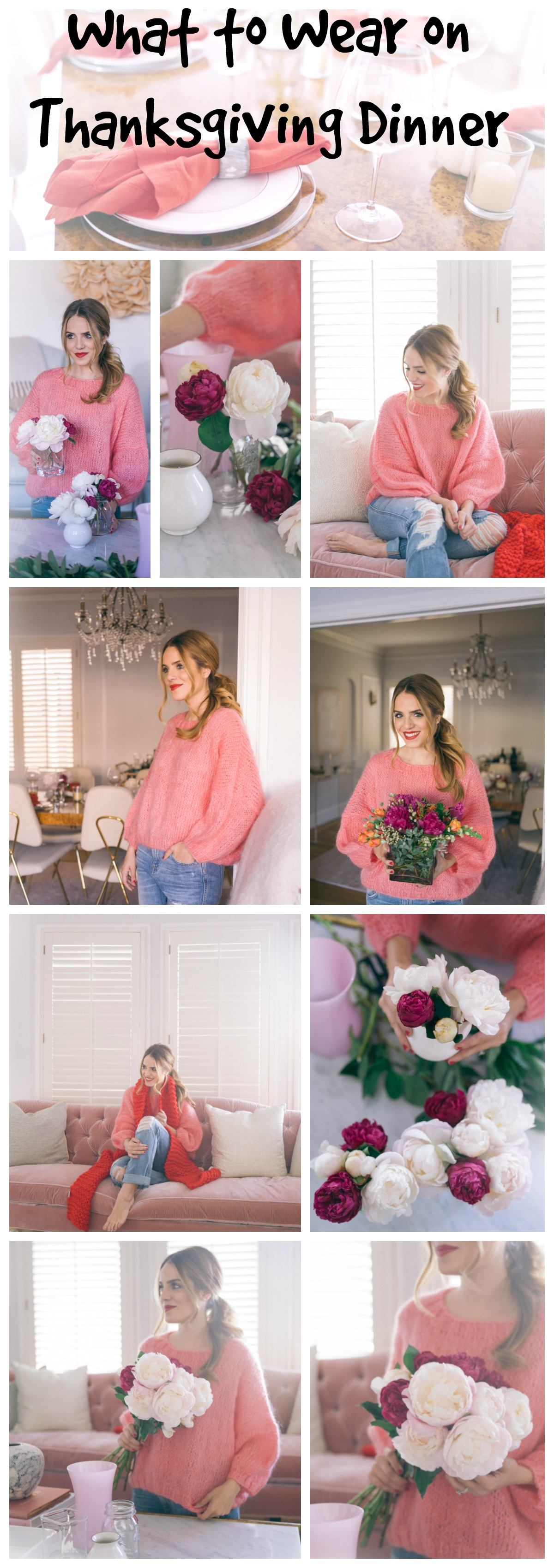 2018 Thanksgiving Outfits Ideas 30 Ways To Dress Up On