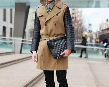 trench coat outfits for winter (3)