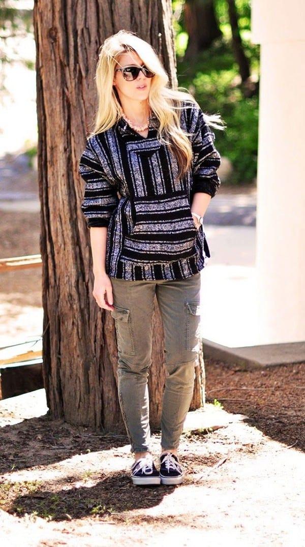 Women Cargo Pants Outfits 17 Ways To Wear Cargo Pants