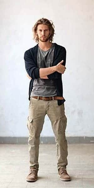 Cargo Pants Outfits For Men 17 Ways To Wear Cargo Pants
