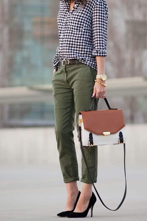 Cargo pants outfits for women (13)