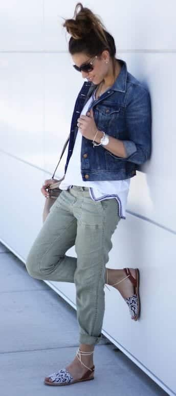 Cargo pants outfits for women (10)