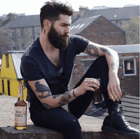 swag beard styles