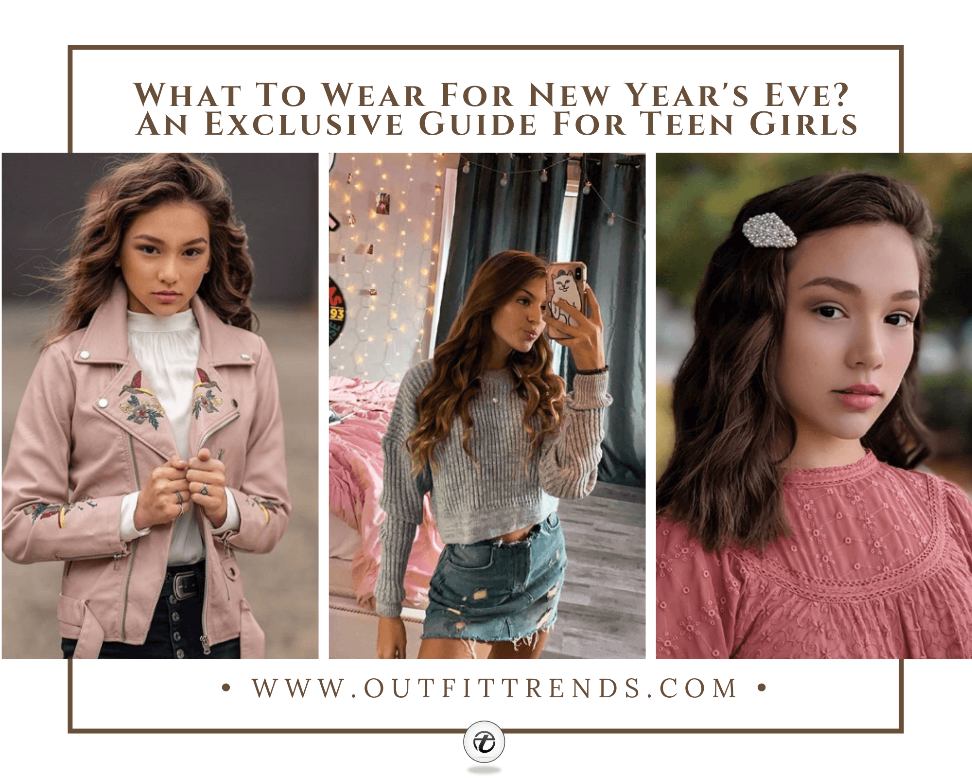 21 Perfect New Year's Eve Outfits For Teenage Girls 2021
