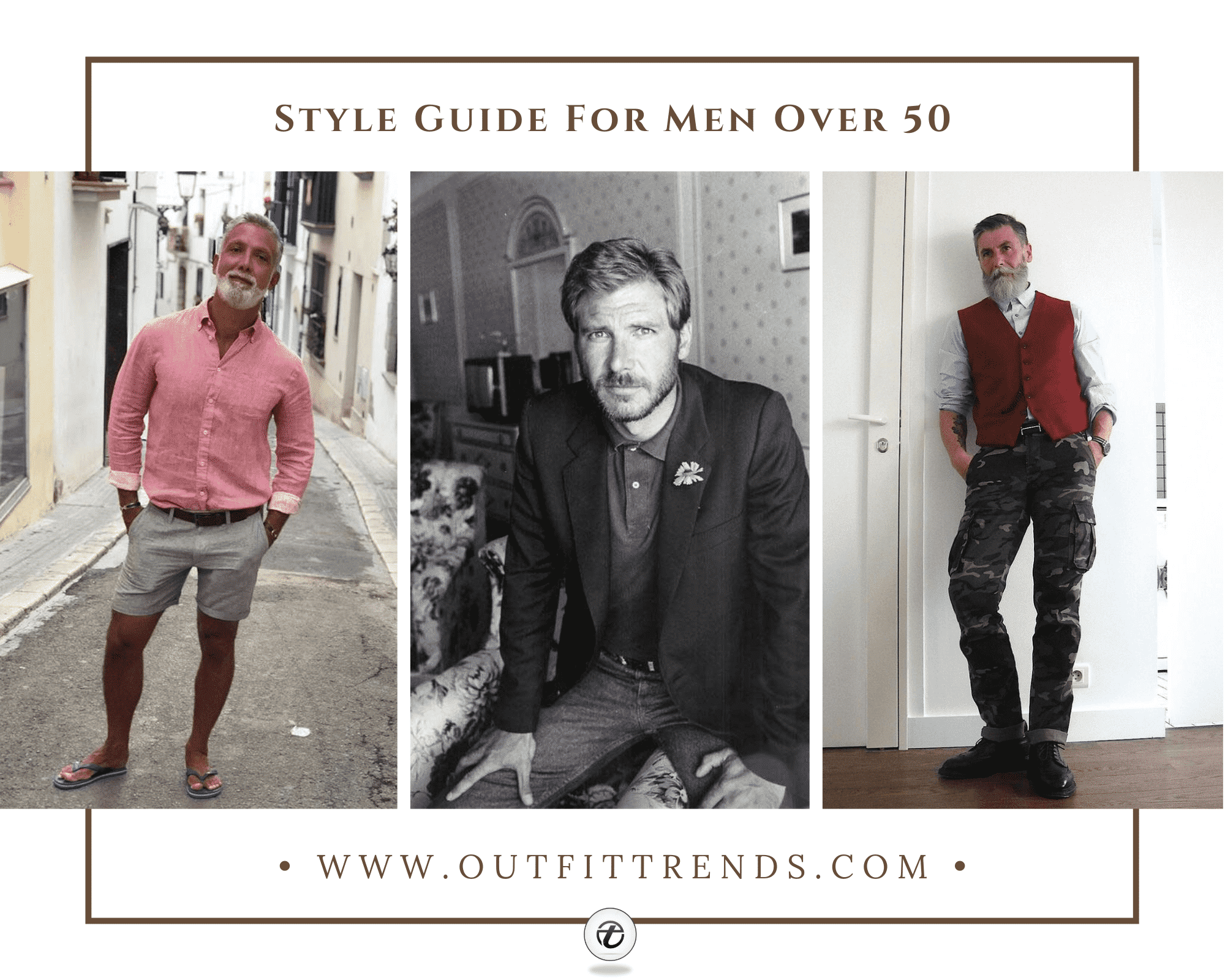 24 Smart Outfits for Men Over 50   Fashion Ideas and Trends