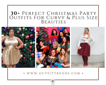 christmas outfits for curvy women
