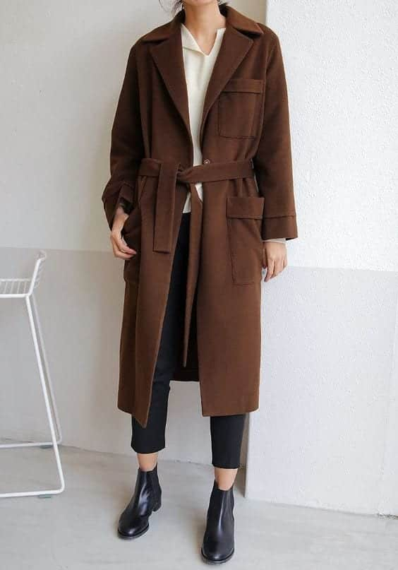 Trench Coat Outfits Women-19 Ways to Wear Trench Coats this Winter (1)