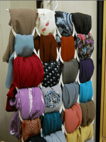 Ikea Hijab or Scarf Hanger
