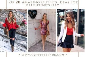 Valentine's Day Outfits For Girls (1)