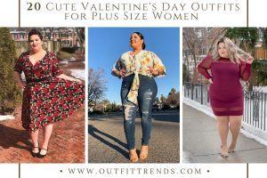 Plus size women Valentines party dresses (1)