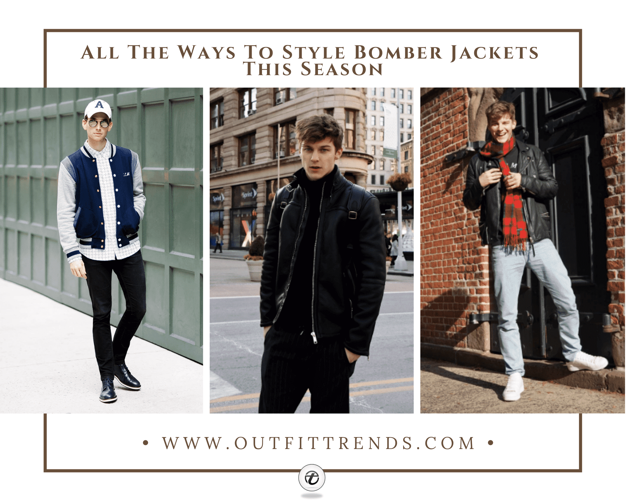 Bomber Jackets for Men | 30+ Ways to Wear a Bomber Jacket