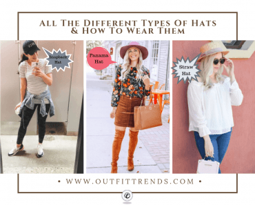 outfits to wear with hats
