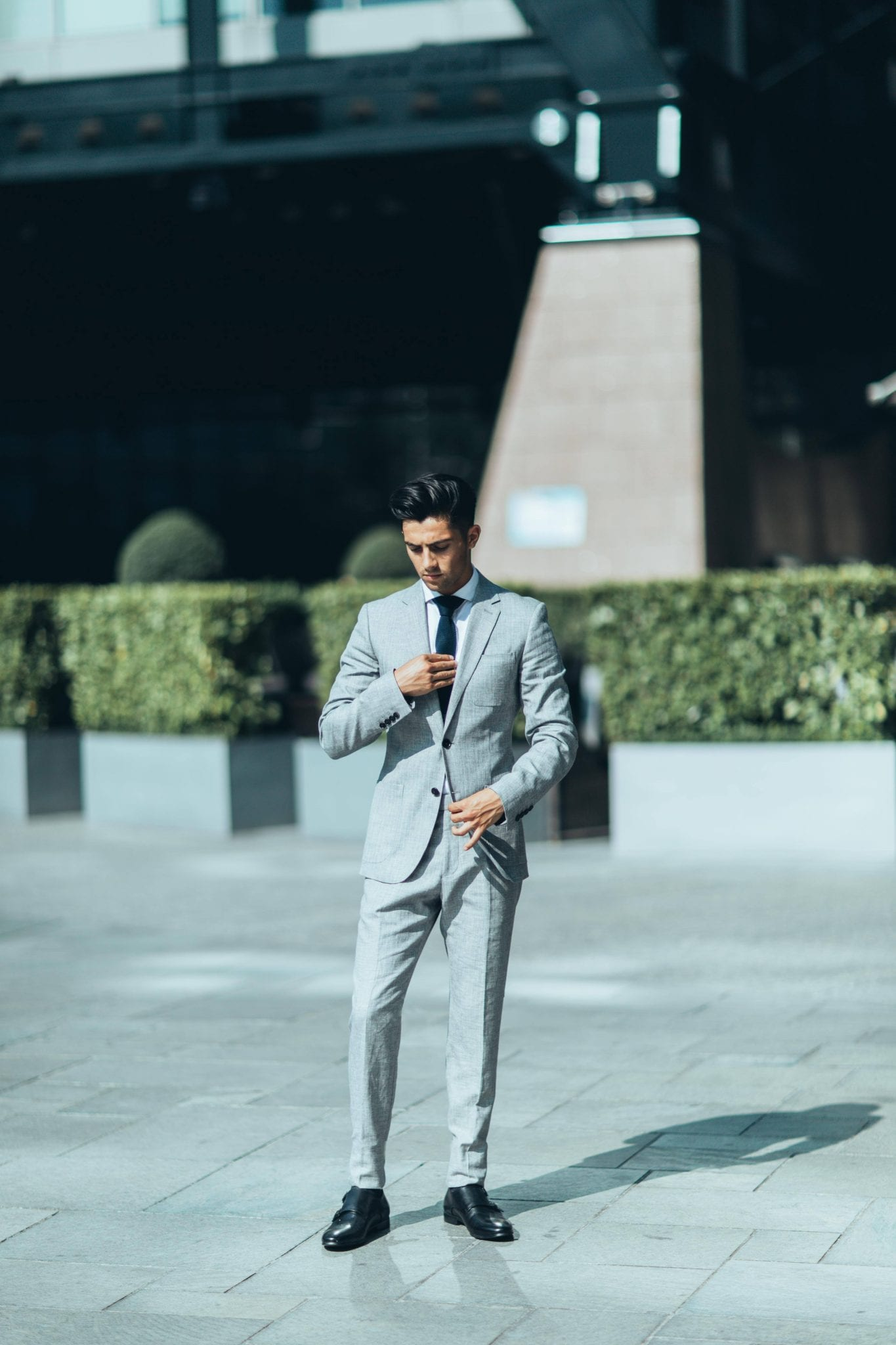 how to dress semi formal for men