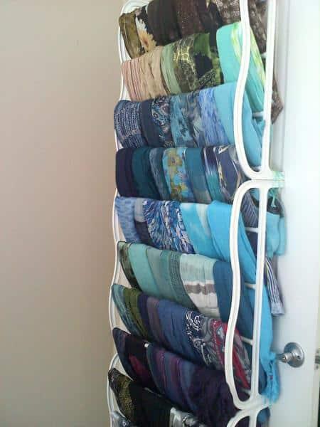 Hanger for Hijab organizing