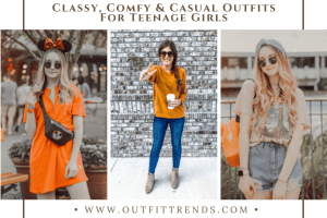 teenage girls casual outfit ideas