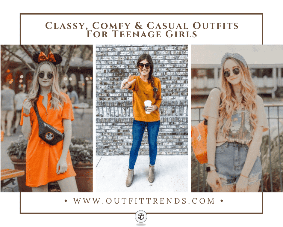 Casual Outfits For Teen Girls25 Cute Dresses For Casual Look