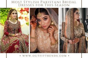 Stylish Pakistani Bridal Dresses (5)