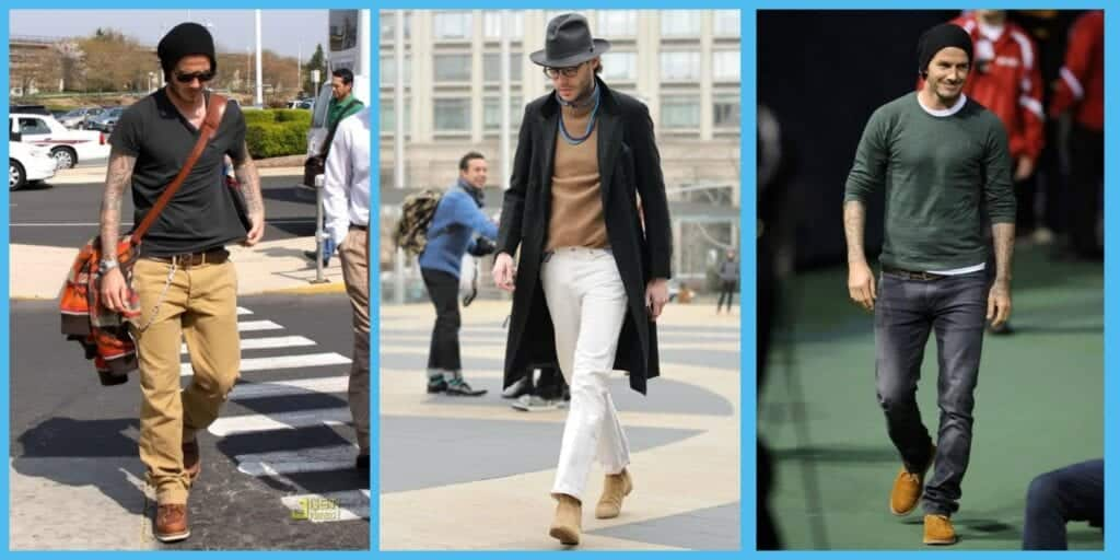 685cd301e Men Outfits with Hats–15 Ways to Wear Different Hats Fashionably