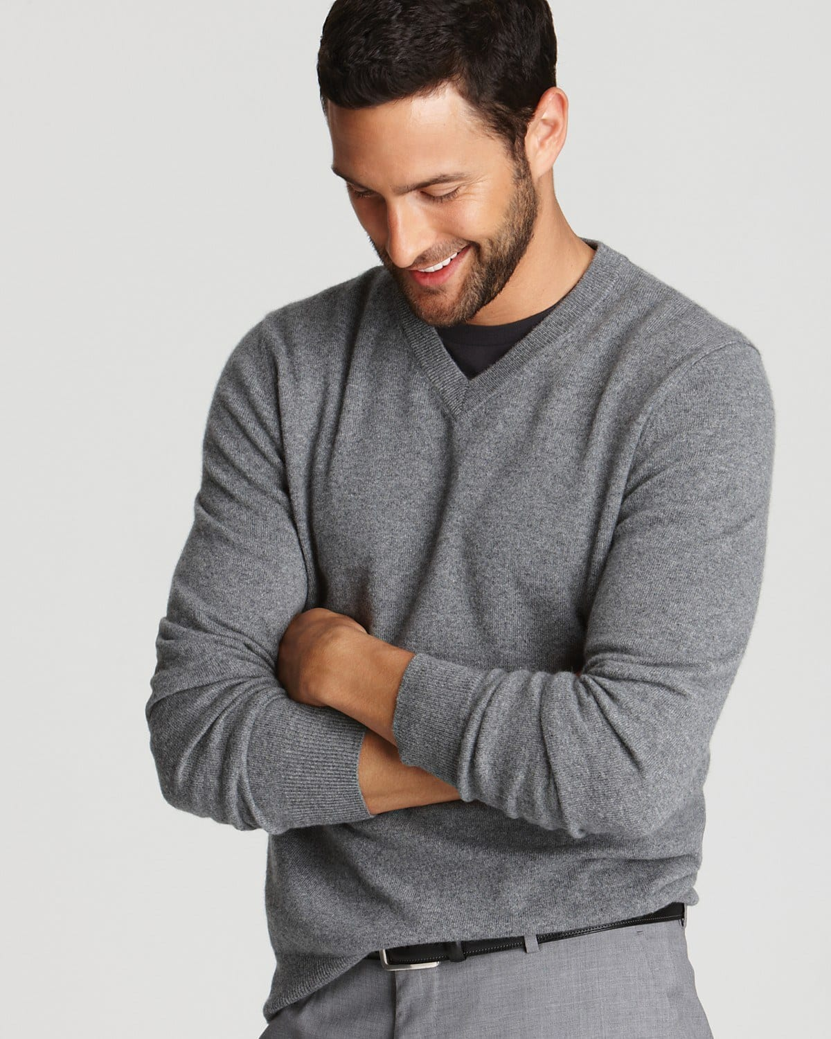 1dfed166ae7 Sweater outfits for men – 17 Ways to Wear Sweaters Fashionably