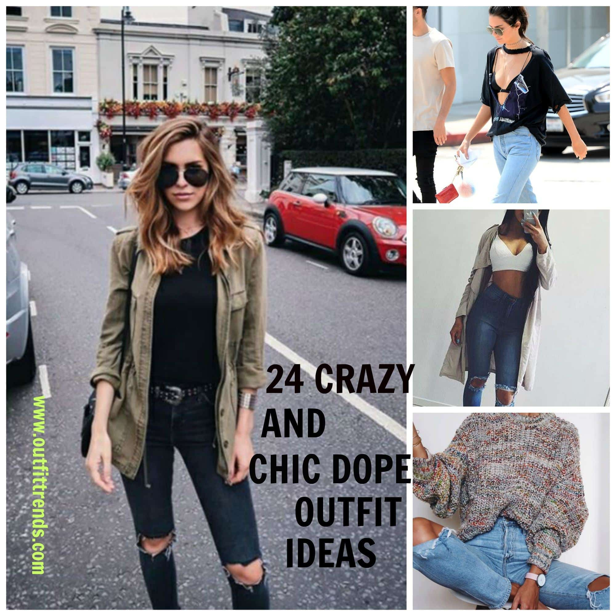 Dope Outfits for Girls,24 Cute Dope fashion Ideas to Check Now