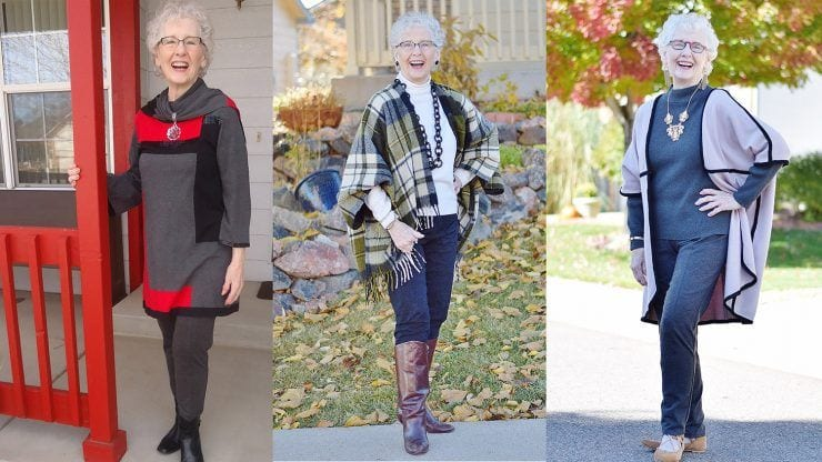 Clothes for women over 60 years old