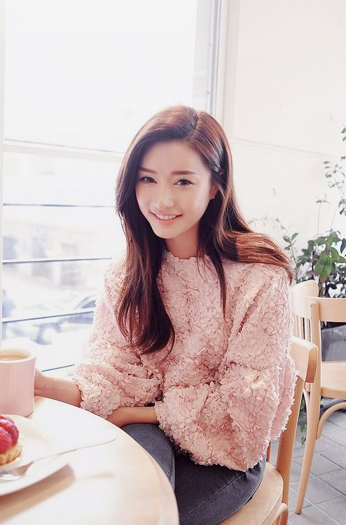 Wear Pink for Coffee Date