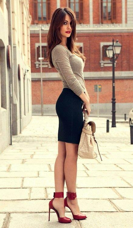 Womens Outfits With Red Shoes 30 Outfits To Wear With Red Shoes