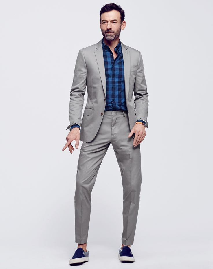 What To Wear With Olive Shoes Male