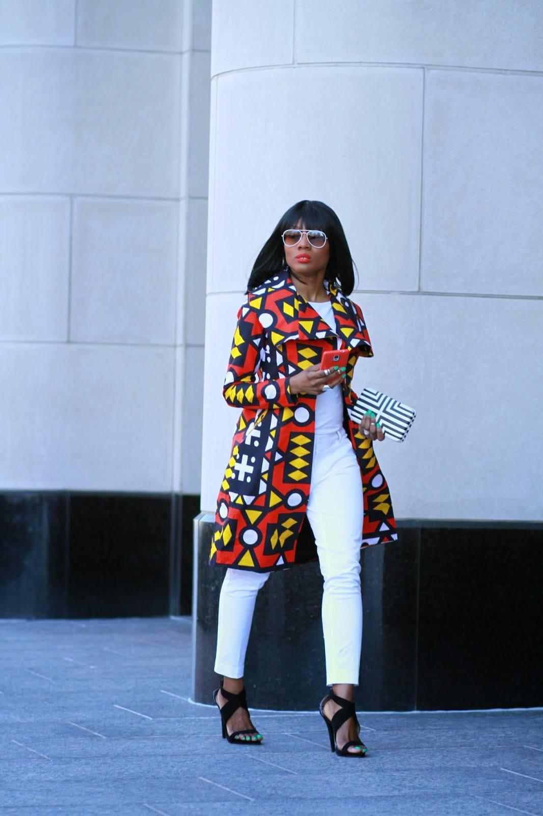 Ankara Blazer Designs | Kitenge Dresses For Young Girls 18 Cute Kitenge Ankara Dress