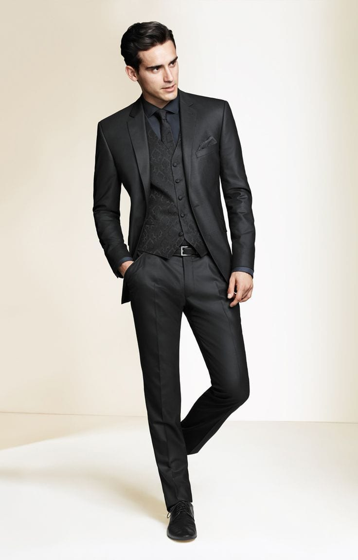 f598f3c4c0 Black Shirts Outfits for Men - 19 Ways to Match Black Shirt