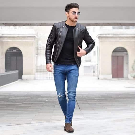 Black Shirts Outfits For Men 19 Ways To Match Black Shirt