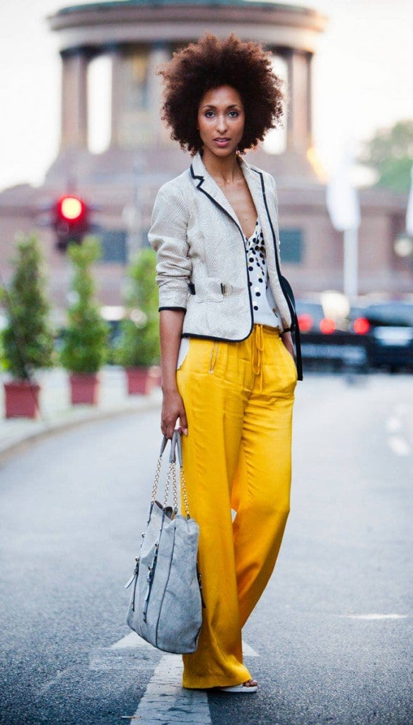 Yellow Outfits For Women 14 Chic Ways To Wear Yellow Outfits