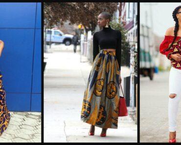 Kitenge Ankara Dresses