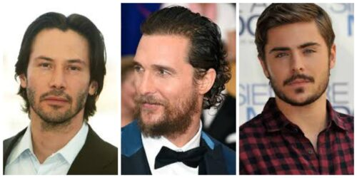 celebrities with patchy beards - Copy