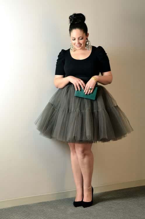Plus Size Date Outfits-20 Ways To Dress Up For First Date