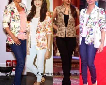 Floral Jacket Outfits (8)