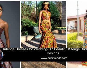 gorgeous kitenge bridal dresses