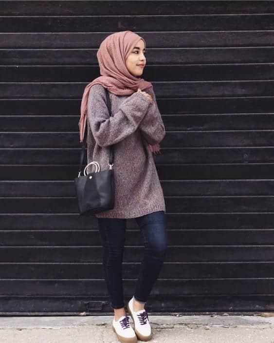 Hijab office Wear