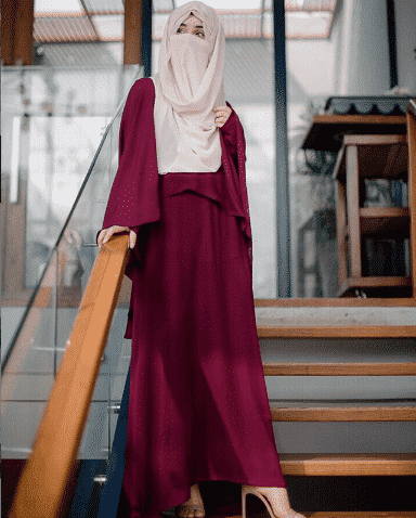 work outfits with hijab