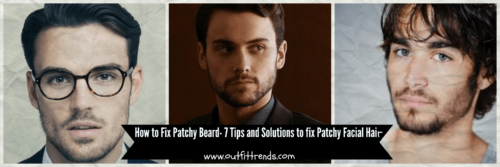 how to fix patchy beard