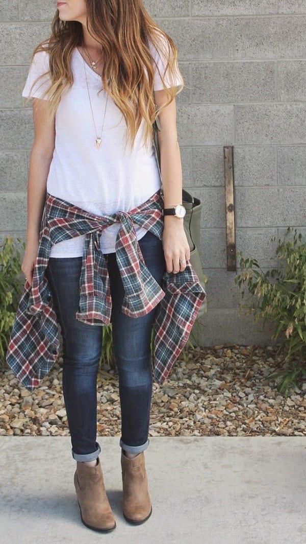 WhiteT Shirt Fashion Tips