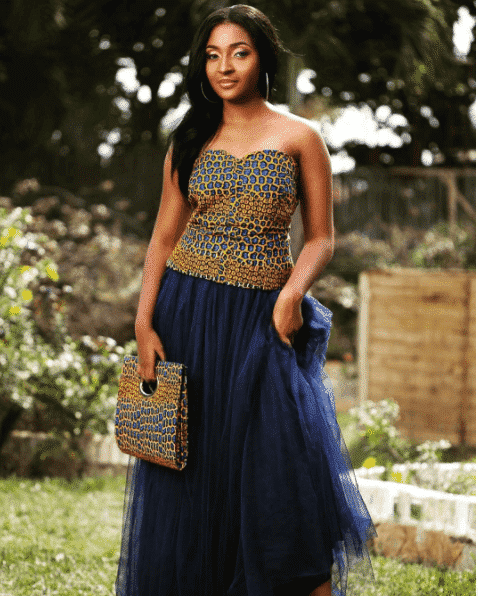 Kitenge Dresses For Wedding-17 Beautiful Kitenge Bridal Design
