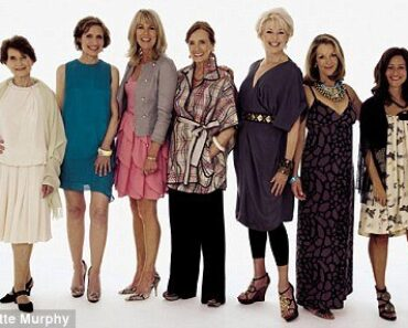 party outfits for older ladies