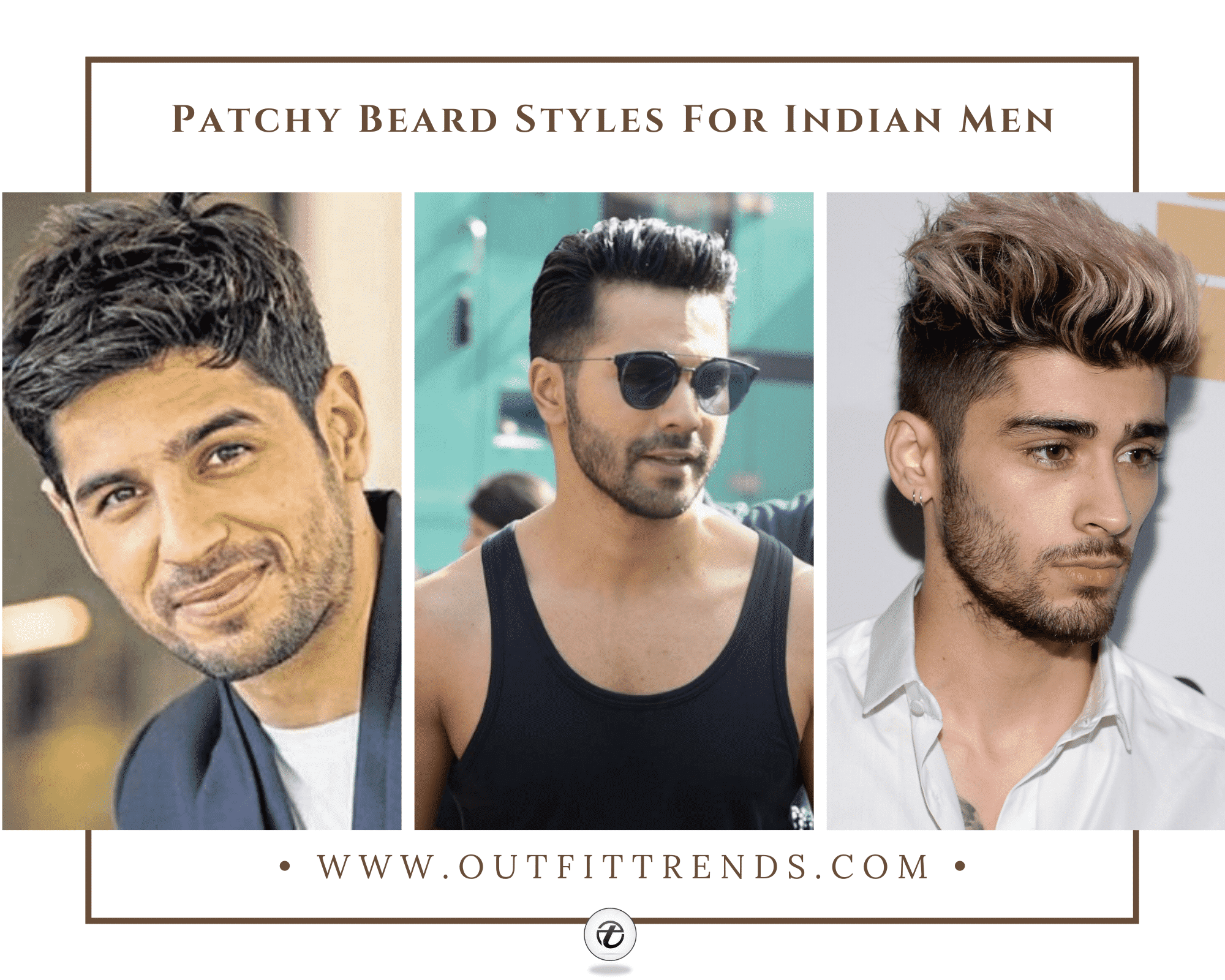 20 Patchy Beard Styles For Indian Men | Tips & Styling Ideas