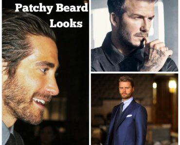 patchybeard styles to look sharp